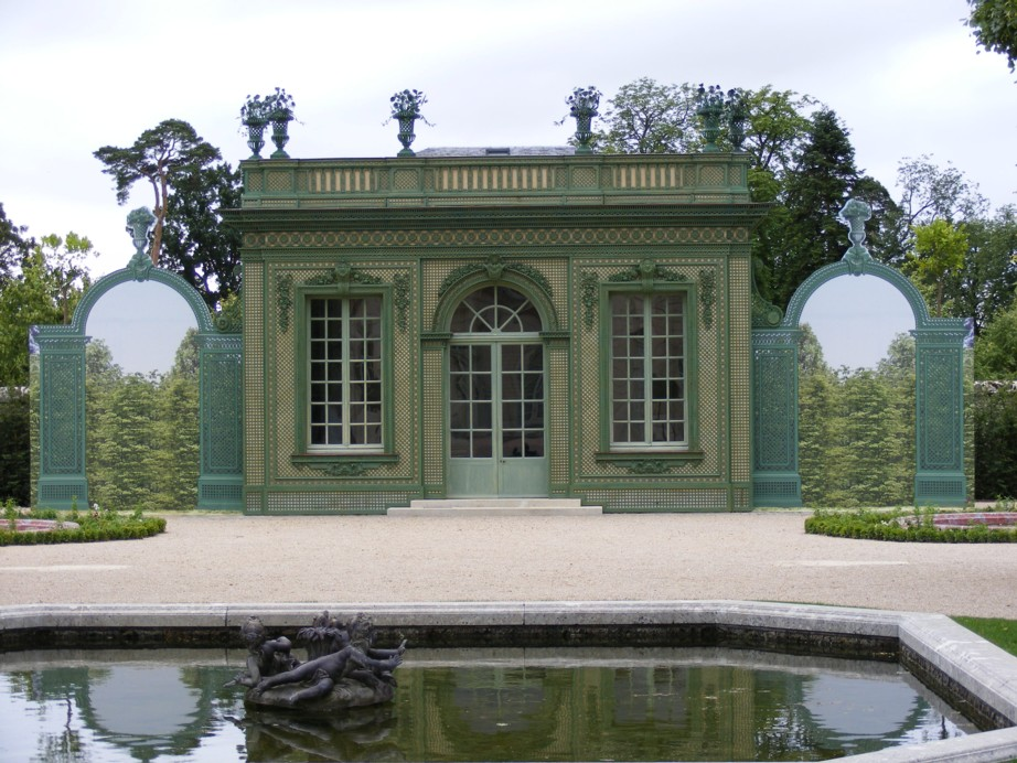 Billedresultat for versailles cool pavilion